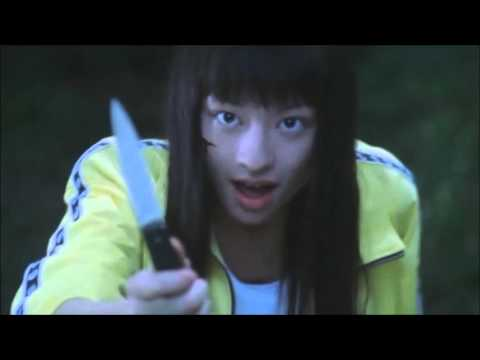 Chiaki Kuriyana de Battle Royale 2000 a Kill Bill: Volumen I 2003