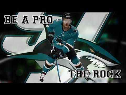 RUMEUR D'ÉCHANGE POUR THEROCK ?  l BE A PRO EP.33 l NHL 18 (QC,FR)