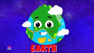 Download planet lagu | pelajari nama-nama planet | Lagu Anak | Planet Song | Zebra Indonesia