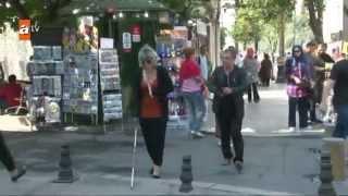 Zahide Yetiş Görme Engelli Cüzdan Sosyal Deneyi