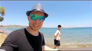 Греция, Остров Родос. Прилет и заселение. ExplorerDays-31