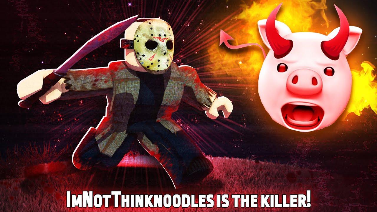 ROBLOX SURVIVE THE KILLER..