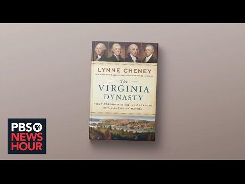 PBS NewsHour: Lynne Cheney on American presidents of 'The Virginia Dynasty'