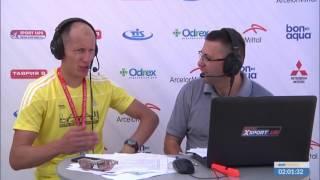 Иван Гешко, чемпион мира-2006 (1500 м) - интервью на Одесском Полумарафоне-2017. 25/06/2017