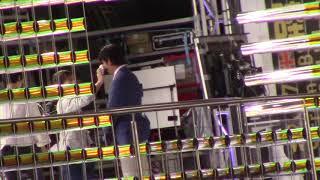 世界陸上ロンドン スタジアムのTBS特設スタジオの織田裕二 織田裕二 動画 18
