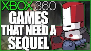 Xbox 360 Games that NEED a Sequel in 2019