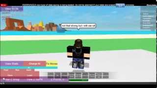 How to hack ki and load your stats and playing in dragon ball finale in roblox.