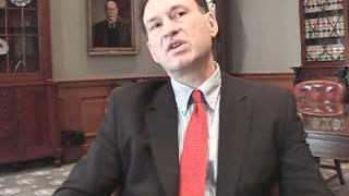 Hon. Samuel Alito, Associate Justice, Part 1