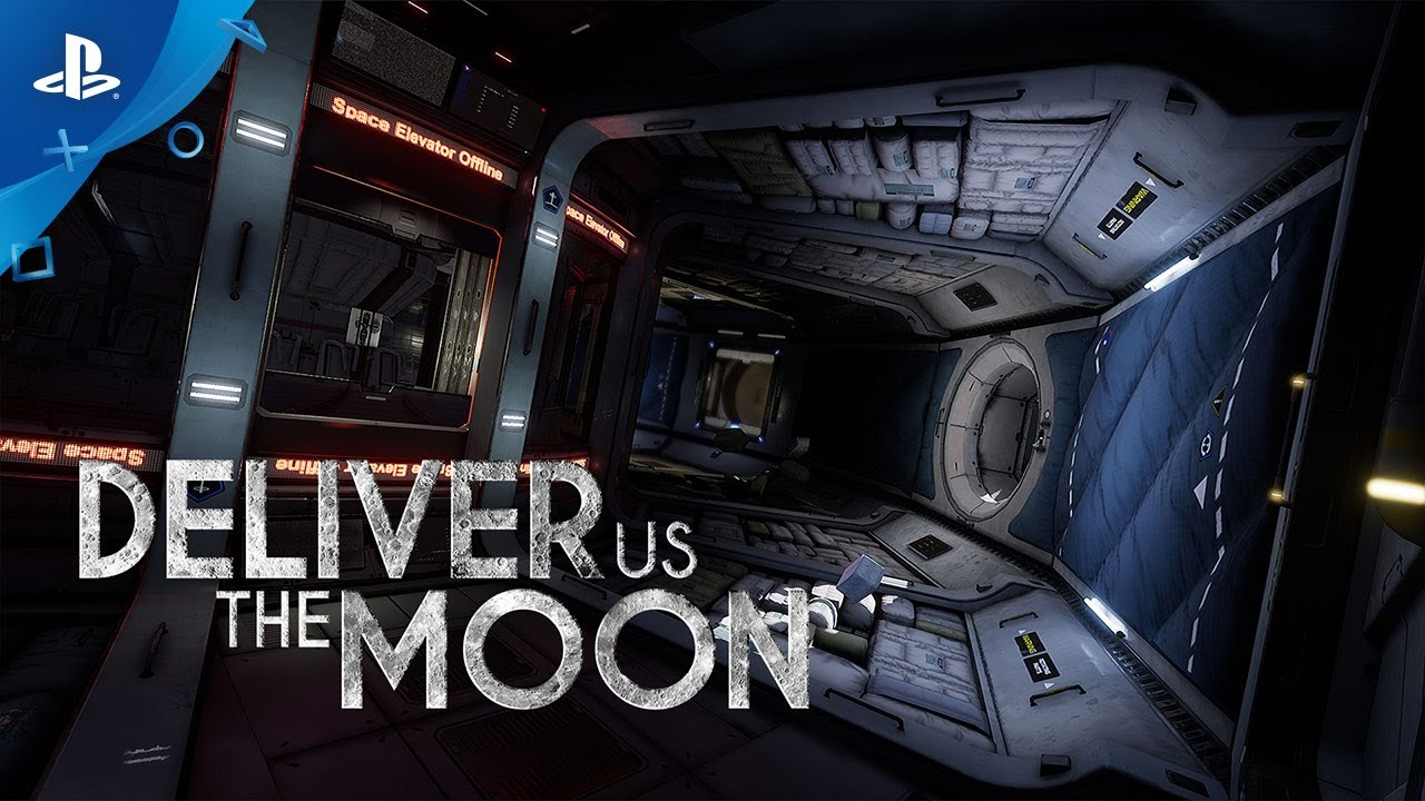 Deliver Us The Moon - The Blackout | PS4