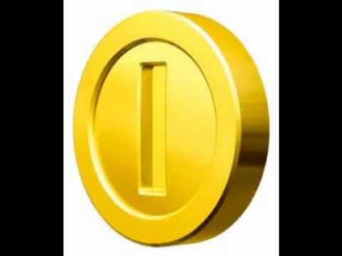 Super Mario Coin Sound Effect - YouTube