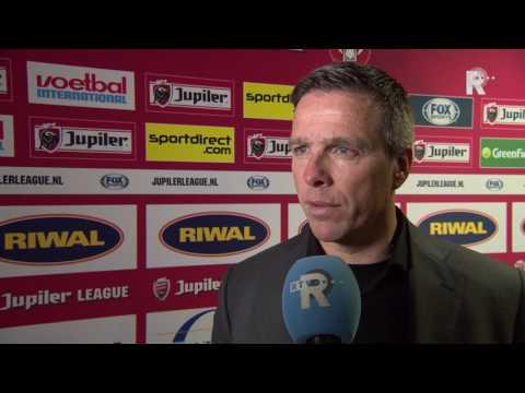 Gerard de Nooijer over de nederlaag van Dordrecht tegen MVV
