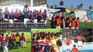 Phek Vs Kohima district: Final match highlights/ Dr T Ao trophy 2019/Inter district tournament