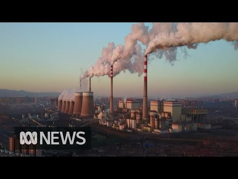 China's struggle to kick its coal habit