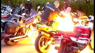 The ultimate motorbike fails and win compilation