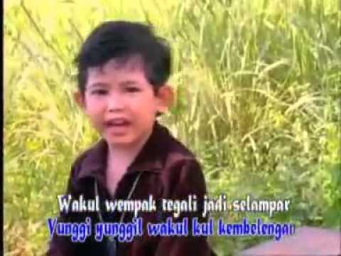 Lagu Anak Anak Daerah Gundul Gundul Pacul