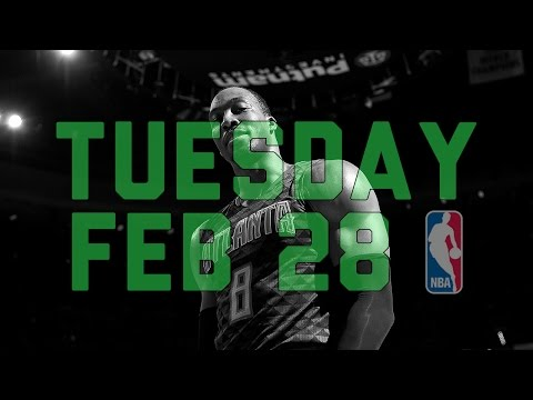 NBA Daily Show: Feb. 28 - The Starters
