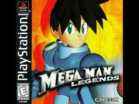 Download Megaman Legends-Apple Market