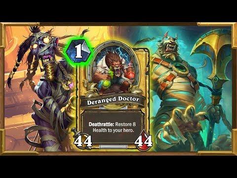 Hearthstone: Huge Minions Combo With  Anka And Octosari | Deathrattle Rogue | Saviors Of Uldum