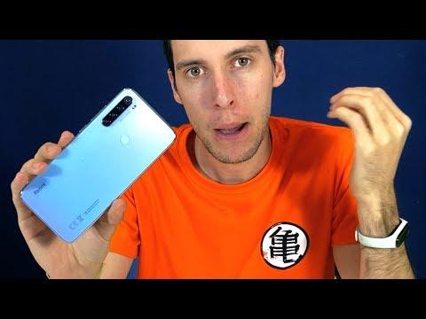 Redmi Note 8, REVIEW - Lo BUENO y lo MALO