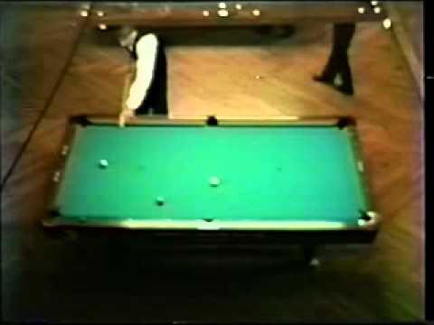 Irving Crane Ed Sheahan 1986 14.1 World Open