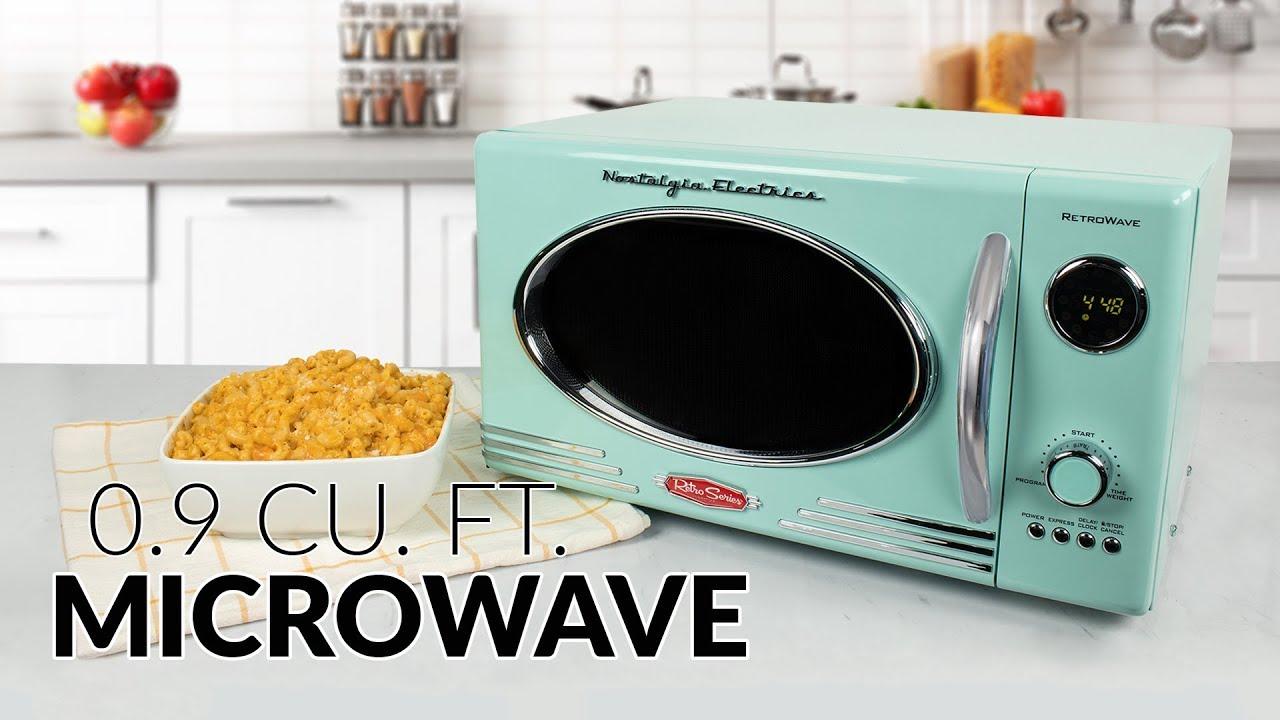 rmo4aq retro 0 9 cu ft microwave