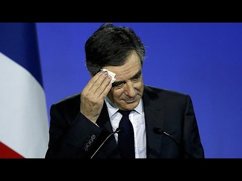 """Fillon fights to get campaign back on track after """"fake jobs"""" allegations"""