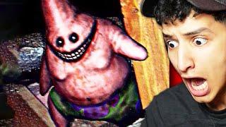 CURSED Spongebob Squarepants Will RUIN Your Childhood.. (Scary)