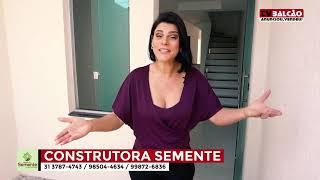 APRESENTADORA COMERCIAL - TV BALCÃO - (CONSTRUTORA SEMENTE)