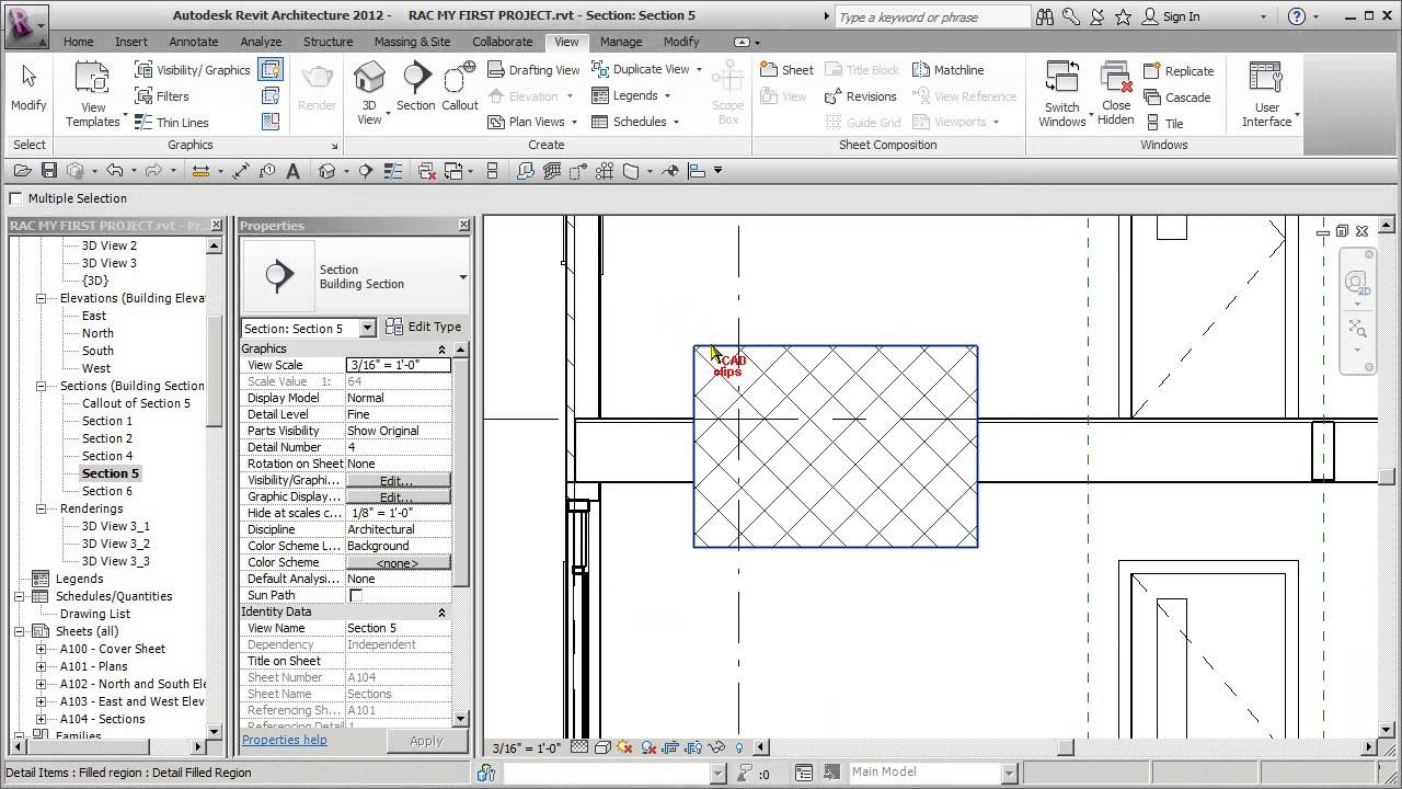 Revit Wall Floor And Roof Object Style Common Edges