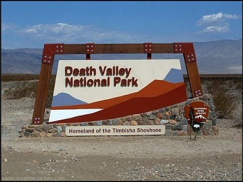National Geographic Documentary   Death Valley National Park  - Nature Documentary