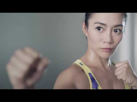 Juju Chan representing Move It Fitness Device!