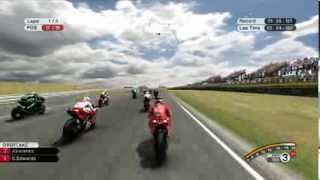 MotoGP 08-Gameplay PC
