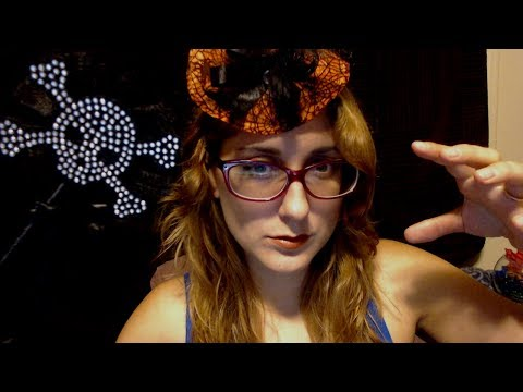 Evil Witch Making A Potion for YOU ASMR Visual Role Play