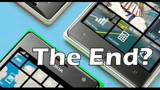 Microsoft Windows Phone DEAD ??: HELL NO !!! 2016