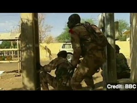 France and Mali Retake Control of Gao