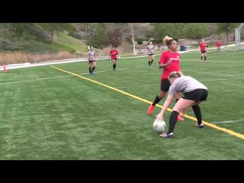 PSC (San Diego) Pro Soccer Combine (Winter) 2016: Day Two, Women's Game, Second Half