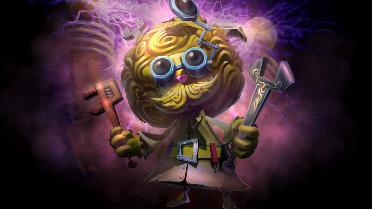 Heimerdinger: Champion Spotlight | Gameplay - League of Legends