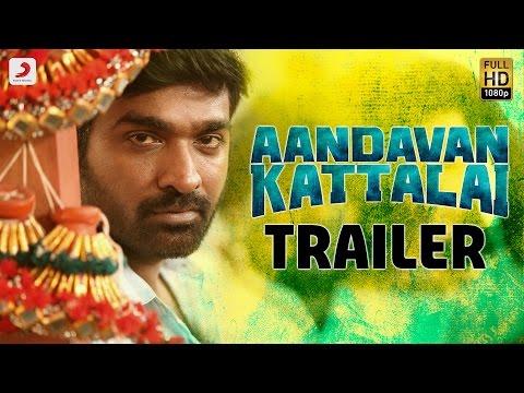 Aandavan Kattalai - Official Tamil Trailer...