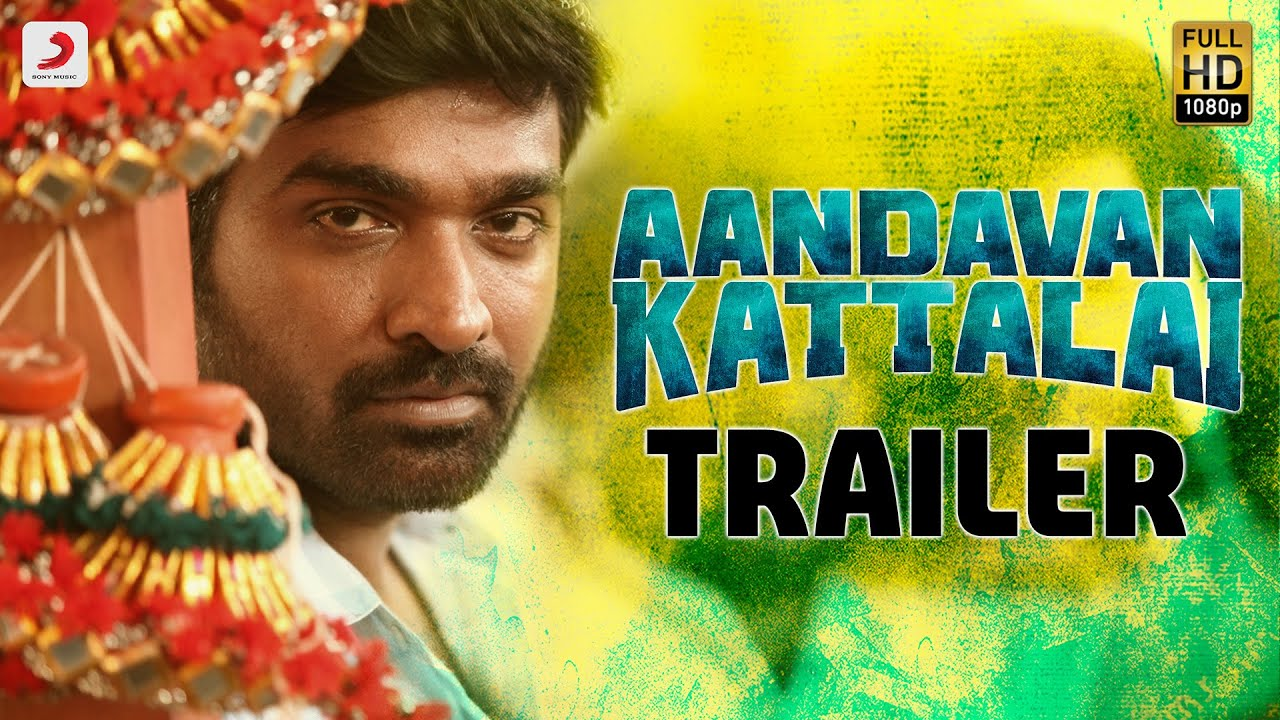 Aandavan Kattalai – Official Tamil Trailer Hd