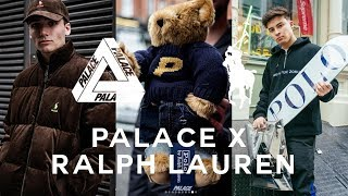 PALACE x RALPH LAUREN DROP NYC