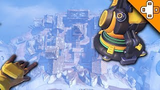 LONGEST BEAT DROP EVER! Overwatch Funny & Epic Moments 526