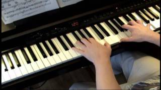Can You Read My Mind - Superman - Piano