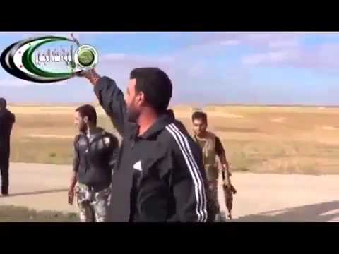 FSA Shoot Down Syrian Army Helicopter With Shoulder Fire Surface To Air Missile