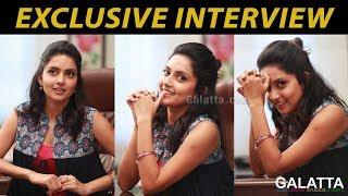 அந்த மாதிரி வேலை நான் பண்ண மாட்டேன் - Mahima Nambiar | Exclusive Interview
