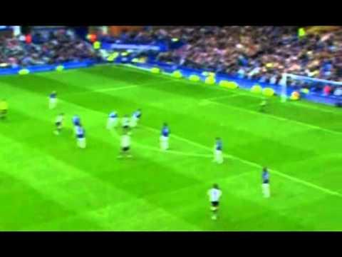 Hatem Ben Arfa Goal vs. Everton HQ