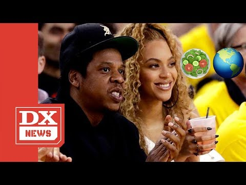 Go Vegan & You Could Win Tickets To See Jay-Z & Beyonce Perform For Life Mp3