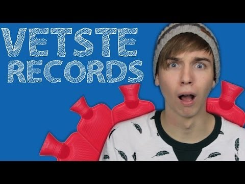 10 VETSTE RECORDS!