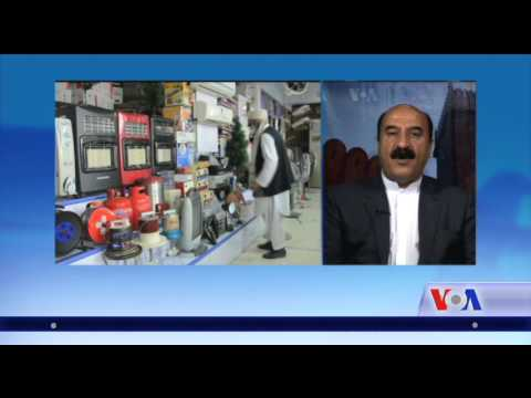 Tadbeer discuss solar energy in Afghanistan - VOA Ashna