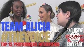 #TeamAlicia interviewed at