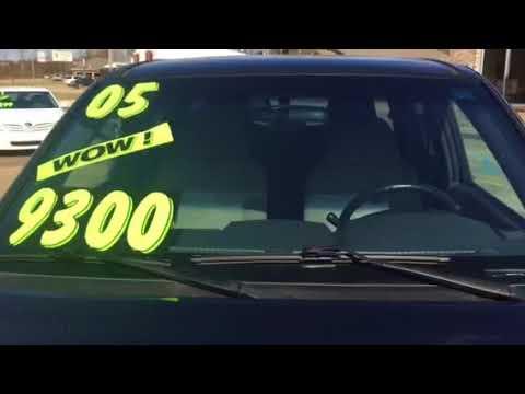 2005 Chevrolet Colorado Z71 4x2 crew cab